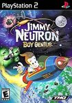 PS2: ADV. OF JIMMY NEUTRON BOY GENIUS: ATTACK OF THE TWONKIES (NICKELODEON) (COMPLETE)